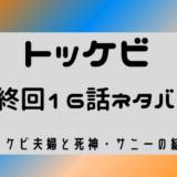 トッケビ 最終回 16話