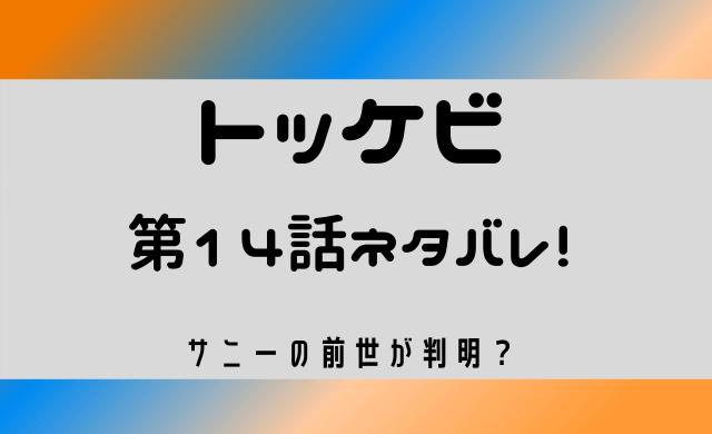 トッケビ 14話 ネタバレ