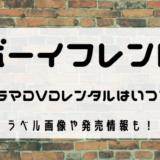 ボーイフレンド ドラマ dvd