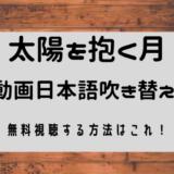太陽を抱く月 動画 日本語吹き替え