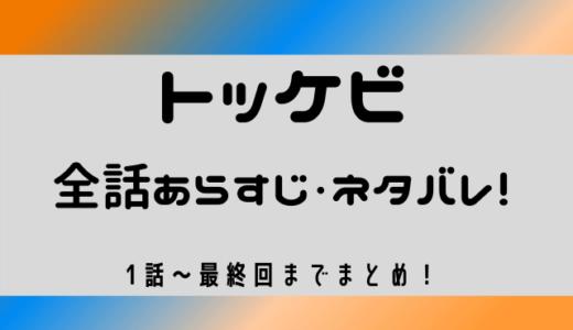 トッケビあらすじネタバレを簡単に全話まとめ!1話~最終回まで!