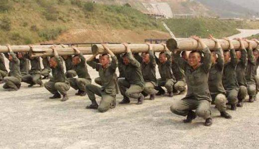 海軍訓練画像