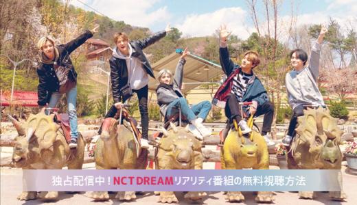 NCT DREAMリアリティ番組「NCT LIFE:DREAM in Wonderland」詳細見どころや感想・無料視聴方法